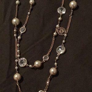 henri bendel Jewelry - Henri Bendel socialite plus pearl necklace!
